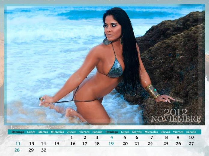 ... Photos - Maripily Calendario 2012 Maripily Calendario En Maripily