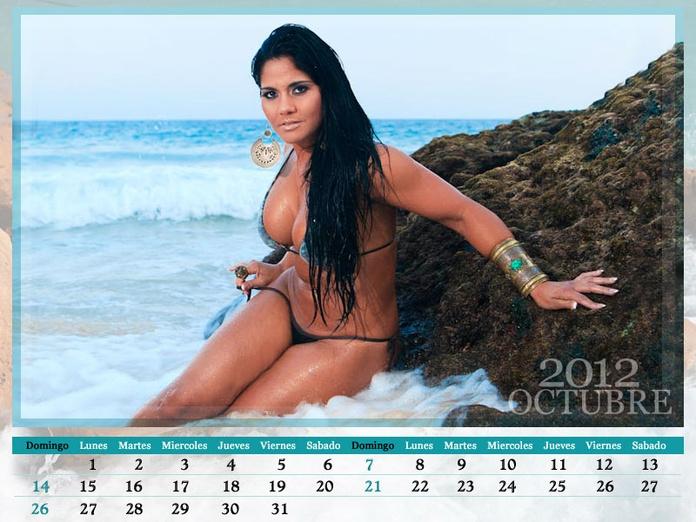 ... Maripily Calendario 2012 Maripily Calendario En Maripily Calendario En